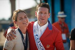 Ward Mclain, USA, Clinta<br /> World Equestrian Games - Tryon 2018<br /> © Hippo Foto - Sharon Vandeput<br /> 21/09/2018