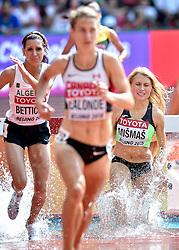24-08-2015 CHN: IAAF World Championships Athletics day 3, Beijing<br /> Marusa Mismas SLO on the 3000 steeplechase.<br /> Photo by Ronald Hoogendoorn / Sportida