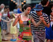 Midsummer Night Swing 2013