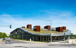Atos Building at Adlershof Science and Technology Park  Park in Berlin, Germany