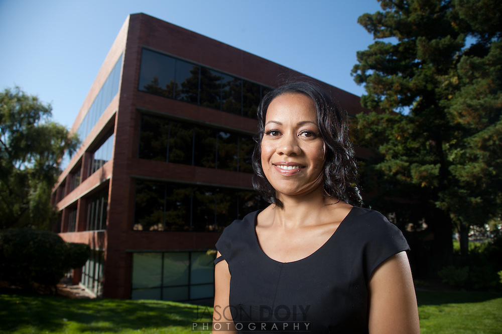 Teuila Hanson, human resources at Aecom..photo by Jason Doiy--All rights reserved.