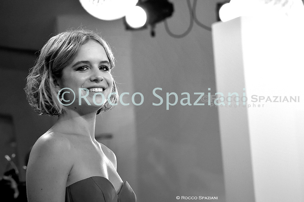 """VENICE, ITALY - SEPTEMBER 10:  Naian González Norvind    walks the red carpet ahead of the movie """"Nuevo Orden"""" (New Order) at the 77th Venice Film Festival on September 10, 2020 in Venice, Italy.<br /> (Photo by Rocco Spaziani)"""