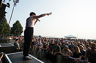 during day 2 of the Grand Point North music festival at Waterfront Park on Sunday afternoon September 17, 2017 in Burlington. (BRIAN JENKINS/for the FREE PRESS)