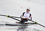 Eton, Great Britain, GBR W1X, Anna WATKINS,  at the start of the Sat afternoon Semi-final, 2010 GBRowing Trials, Dorney Lake. Berks. Saturday  16:34:23 [Mandatory Credit. Peter Spurrier/Intersport Images]