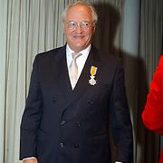 Directeur Westland Kaas Huizen, Henk Westland KO Ridder in de Nederlandse Leeuw