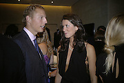 ERIK TRULSSON AND LOUISE LUNDQUIST, De Grisogono & Londino Car Rally  party. <br />