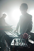 Photos of the band Apparat Organ Quartet performing at Faktor? in Reykjavik, Iceland. September 16, 2011. Copyright © 2011 Matthew Eisman. All Rights Reserved.