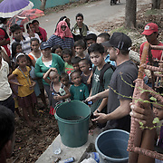 Waves for Water relief effort in Philippines for Super Typhoon Haiyan