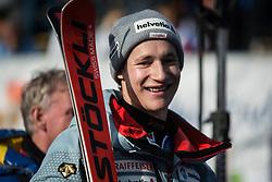 ODERMATT Marco of Switzerland after the Audi FIS Alpine Ski World Cup Men's Giant Slalom 58th Vitranc Cup 2019 on March 9, 2019 in Podkoren, Kranjska Gora, Slovenia. Photo by Peter Podobnik / Sportida