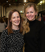 31/01/2018  Clodagh Lennon Salthill  and  Niamh O'Carroll Claddagh  at the launch of Wide Eyes, a unique one-off European arts extravaganza for babies and children aged 0 – 6. Hosted by Baboró, Wide Eyes will take place in Galway till Sun 4 February. This imaginative programme will feature 15 new theatre and dance shows from some of Europe's finest creators of Early Years work from Austria, Belgium, Denmark, Finland, France, Germany, Hungary, Italy, Poland, Romania, Slovenia, Spain, Sweden, UK and Ireland. For more see www.wideeyesgalway.ie<br /> <br /> Wide Eyes will welcome almost 200 artists and arts professionals from almost 20 countries to enthral and engage children over four jam-packed days. Photo:Andrew Downes, XPOSURE