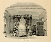 Charles' Chamber Southwell From the book The wanderings of a pen and pencil by Palmer, F. P. (Francis Paul); Illustrated by Crowquill, Alfred, [Alfred Henry Forrester]  Published in London by Jeremiah How in 1846
