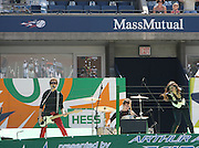 Demi Lovato performs at The 2008 Arthur Ashe Kids' Day held at The USTA Bille Jean King National Tennis Center on August 23, 2008 in Flushing, NY