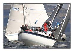 The Brewin Dolphin Scottish Series, Tarbert Loch Fyne...GBR6521 Misjif SJ30 CCC/FYC Angus/Tear/Thomson.