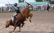 Before the rodeo started at Helmville, Montana they let the young guys come out and give it  try. Missoula Photographer, Missoula Photographers, Montana Pictures, Montana Photos, Photos of Montana