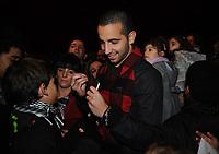 20091210: LISBON, PORTUGAL - SL Benfica Christmas Party at Victor Hugo Cardinali Circus. In picture: Ruben Amorim. PHOTO: Alvaro Isidoro/CITYFILES