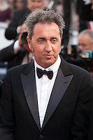 Director Paolo Sorrentino at the gala screening for the film Youth at the 68th Cannes Film Festival, Wednesday May 20th 2015, Cannes, France.
