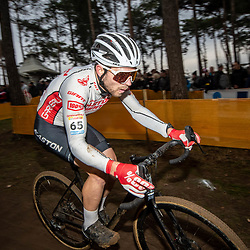 26-12-2019: Cycling: CX Worldcup: Heusden-Zolder: Michael van den Ham(CDN)