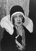Betty Amman, actress, 1929