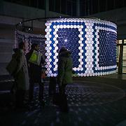 Eventi del Fuorisalone nelle strade di Milano, in occasine del Salone Internazionale del Mobile.<br /> MTX - Broderie Architecturale<br /> <br /> The events of Fuorisalone around the city during the Furniture International Show in Milan. MTX - Broderie Architecturale