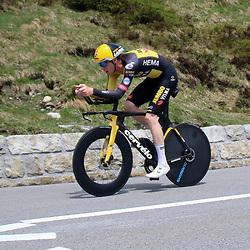 ANDERMATT (SUI) CYCLING<br /> Tour de Suisse stage 7<br /> <br /> <br /> Nathan van Hooijdonk