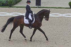 Zu Sayn - Wittgenstein Nathalie (DEN) - Digby<br /> World Equestrian Festival, CHIO Aachen 2011<br /> © Dirk Caremans