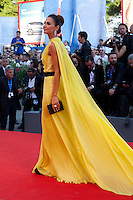 Anna Safroncik at the opening ceremony and premiere of the film La La Land at the 73rd Venice Film Festival, Sala Grande on Wednesday August 31st, 2016, Venice Lido, Italy.