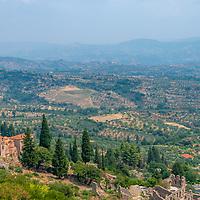 Mystras - Peloponnese - Greece