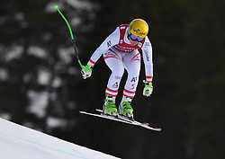 30.11.2017, Lake Louise, CAN, FIS Weltcup Ski Alpin, Lake Louise, Abfahrt, Damen, 3. Training, im Bild Tamara Tippler (AUT) // Tamara Tippler of Austria in action during the 3rd practice run of ladie's Downhill of FIS Ski Alpine World Cup at the Lake Louise, Canada on 2017/11/30. EXPA Pictures © 2017, PhotoCredit: EXPA/ SM<br /> <br /> *****ATTENTION - OUT of GER*****