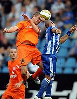 v.l. Milorad Pekovic, Joel Epalle Bochum<br /> Bundesliga VfL Bochum - FSV Mainz 05 2:3<br /> Norway only