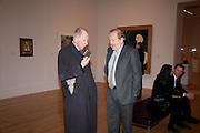 LORD ROTHSCHILD; LORD PAKENHAM, Picasso and Modern British Art, Tate Gallery. Millbank. 13 February 2012