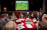 ARNHEM - bij de NGF Themadag op Sportcentrum Papendal in Arnhem. FOTO KOEN SUYK