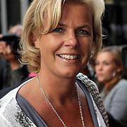 NLD/Amsterdam/20080901 - Premiere film Bikkel over het leven van Bart de Graaff, Irene Moors