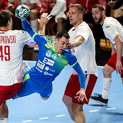 20210309: SLO, Handball - Men's EHF Euro 2022 Qualifiers, Slovenia vs Poland