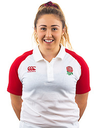 Sydney Gregson of England Rugby 7s - Mandatory by-line: Robbie Stephenson/JMP - 17/09/2019 - RUGBY - The Lansbury - London, England - England Rugby 7s Headshots