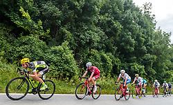 04.07.2017, Pöggstall, AUT, Ö-Tour, Österreich Radrundfahrt 2017, 2. Etappe von Wien nach Pöggstall (199,6km), im Bild Reinier Honig (NED, Team Vorarlberg), Rein Taaramae (EST, Team Katusha Alpecin) // during the 2nd stage from Vienna to Pöggstall (199,6km) of 2017 Tour of Austria. Pöggstall, Austria on 2017/07/04. EXPA Pictures © 2017, PhotoCredit: EXPA/ JFK