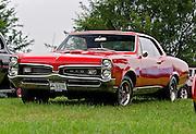 1967 Pontiac GTO.Keeneland Concours D'Elegance,Lexington,Ky.