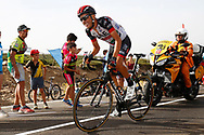 Fabio Aru (ITA - UAE Team Emirates), during the UCI World Tour, Tour of Spain (Vuelta) 2018, Stage 9, Talavera de la Reina - La Covatilla 200,8 km in Spain, on September 3rd, 2018 - Photo Luca Bettini / BettiniPhoto / ProSportsImages / DPPI