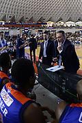 DESCRIZIONE : Roma  Lega A 2014-15 Acea Roma Enel Brindisi <br /> GIOCATORE : Bucchi Piero <br /> CATEGORIA : Time Out<br /> SQUADRA : Enel Brindisi<br /> EVENTO : Campionato Lega A 2014-2015<br /> GARA :Acea Roma Enel Brindisi <br /> DATA : 19/04/2015<br /> SPORT : Pallacanestro<br /> AUTORE : Agenzia Ciamillo-Castoria/M.Longo<br /> Galleria : Lega Basket A 2014-2015<br /> Fotonotizia : Roma  Lega A 2014-15 Acea Roma Enel Brindisi <br /> Predefinita :