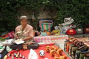 Thailand, Bangkok, Street vendors,