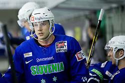 Jan Mursak during practice session of Slovenian National Ice Hockey Team prior to the IIHF World Championship in Ostrava (CZE), on April 21, 2015 in Hala Tivoli, Ljubljana, Slovenia. Photo by Vid Ponikvar / Sportida