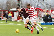 Hamilton Academical FC v Heart of Midlothian 240116