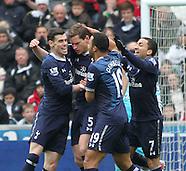 Swansea City v Tottenham Hotspur 300313