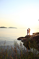 Grinda Island Stockholm, Photo Dan Kullberg, Stockholm Archipelago, Beach, Stockholm, Dan Kullberg, www.dankullberg.comGrinda Beach Couple, IMG_9870.jpg
