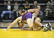 NCAA Wrestling - Northern Iowa v Iowa - December 8, 2011