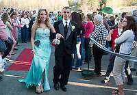 "Laconia High School ""Night of Diamonds"" junior prom at Gunstock May 3, 2013.  Karen Bobotas/for the Laconia Daily Sun"