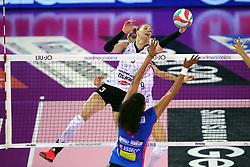 11-05-2017 ITA: Finale Liu Jo Modena - Igor Gorgonzola Novara, Modena<br /> Novara heeft de titel in de Italiaanse Serie A1 Femminile gepakt. Novara was oppermachtig in de vierde finalewedstrijd. Door een 3-0 zege is het Italiaanse kampioenschap binnen. / Laura Heyrman<br /> <br /> ***NETHERLANDS ONLY***