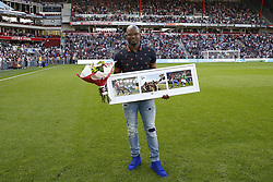 Jetro Willems during the Dutch Eredivisie match between PSV Eindhoven and Roda JC Kerkrade at the Phillips stadium on August 27, 2017 in Eindhoven, The Netherlands