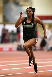 Don Kirby Invitational Indoor Track & Field<br /> Albuquerque, NM, Feb 14, 2020<br /> womens 60m heats Sacramento State