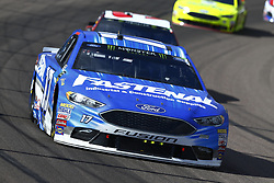 March 11, 2018 - Avondale, Arizona, United States of America - March 11, 2018 - Avondale, Arizona, USA: Ricky Stenhouse, Jr (17) brings his car through the turns during the Ticket Guardian 500(k) at ISM Raceway in Avondale, Arizona. (Credit Image: © Chris Owens Asp Inc/ASP via ZUMA Wire)