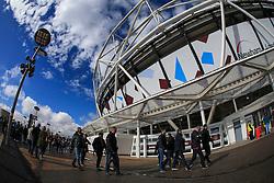 Fans start arriving at London Stadium - Mandatory by-line: Jason Brown/JMP - 01/10/2016 - FOOTBALL - London Stadium - London, England - West Ham United v Middlesbrough - Premier League